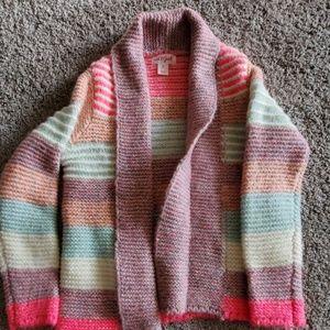 NWOT 3T Cat & Jack cardigan sweater